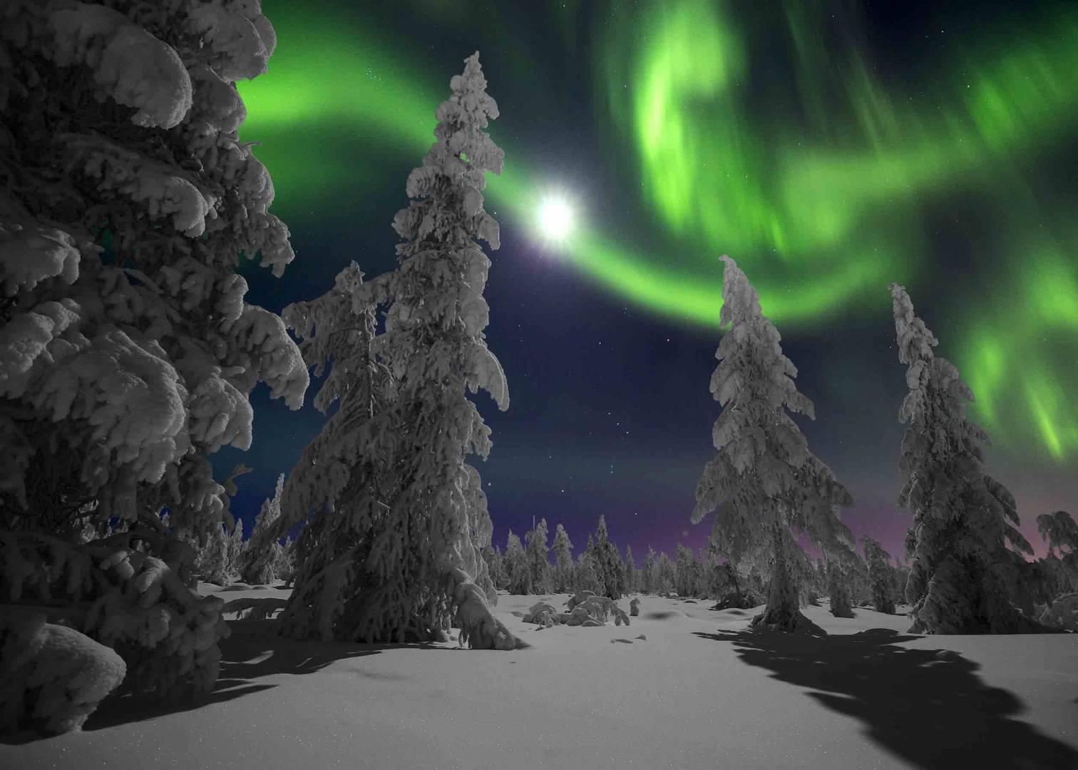 ski course finland
