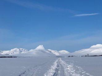 arctic tundra ski
