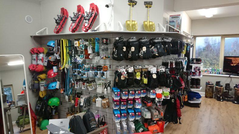 Offline Shop in Glendalough