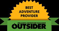 Outsider-badge