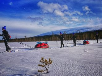 arctic circle expedition faq