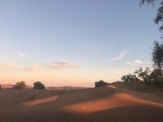 sahara desert challenge sanddunes