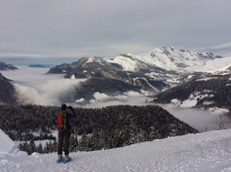 snowshoe alps guide