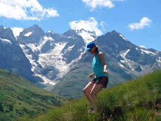 trail running alps