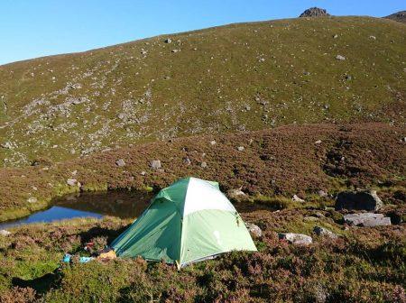 summit camp wilderness wicklow