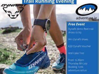 dynafit trail running laragh glendalough